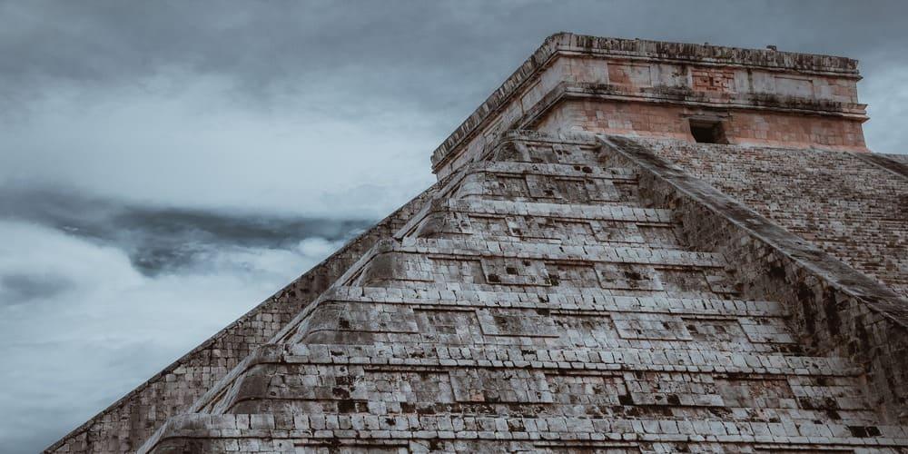 Las ruinas de Cobá son unos de los restos Mayas mejor conservados