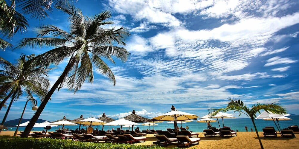 La Isla Mujeres puede presumir de tener una de las mejores playas