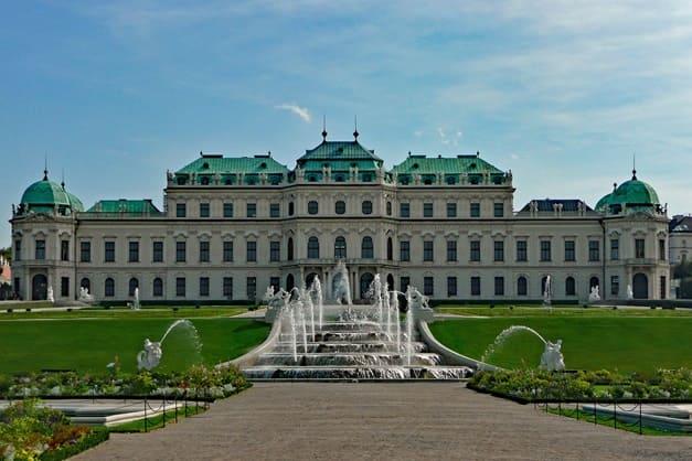 Viena pass incluye el palacio de Belvedere