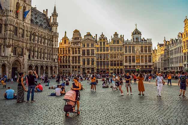 Entrada gratis a museos y atracciones con la Brussels Card