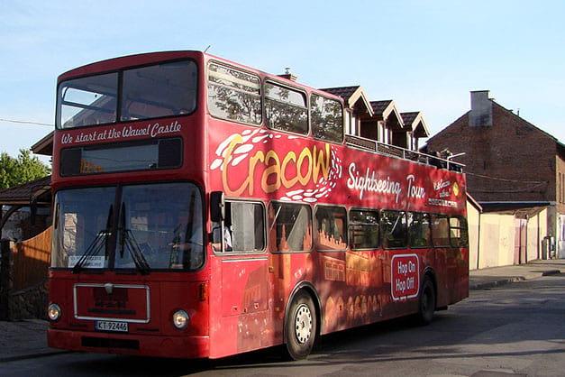 Bus turístico por Cracovia