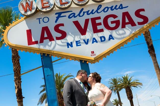 Dónde casarse en Las Vegas barato