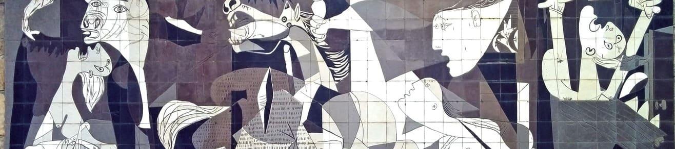 El Guernica en el Museo Reina Sofia