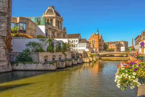 Visita a Gante durante una excursión desde Bruselas