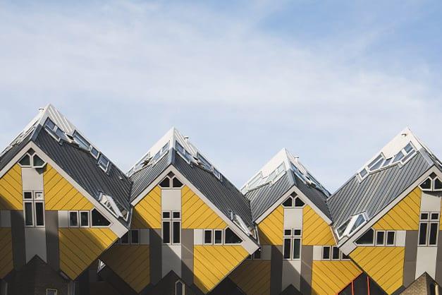 Excursión a Rotterdam desde Ámsterdam