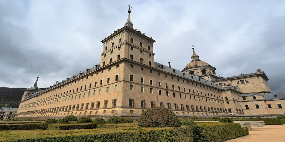 Excursion al Escorial desde Madrid