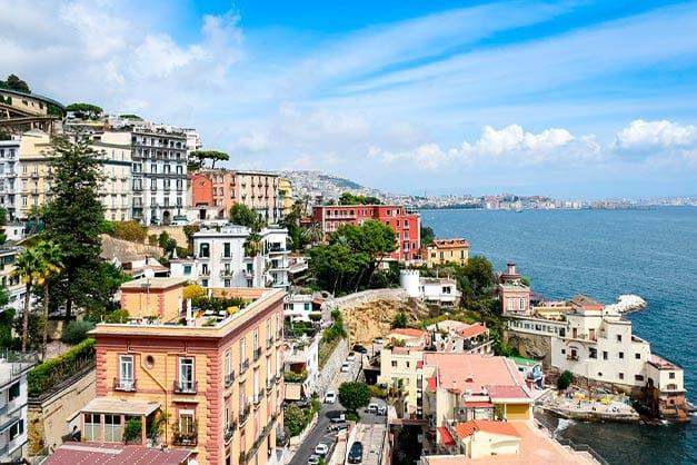 Imagen de una excursión a Nápoles desde Roma