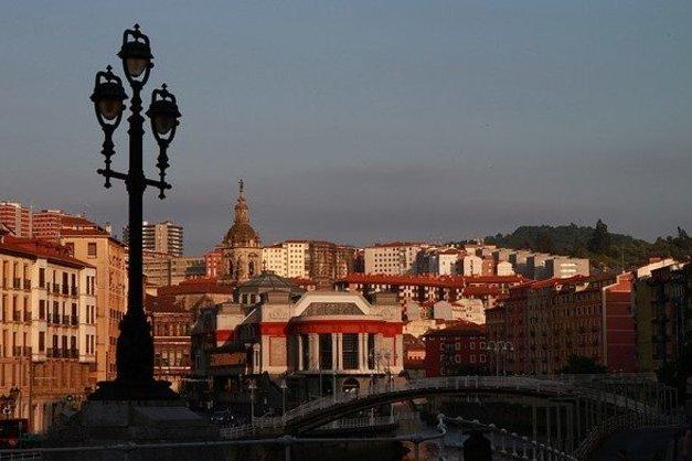 Free tour en Bilbao moderno