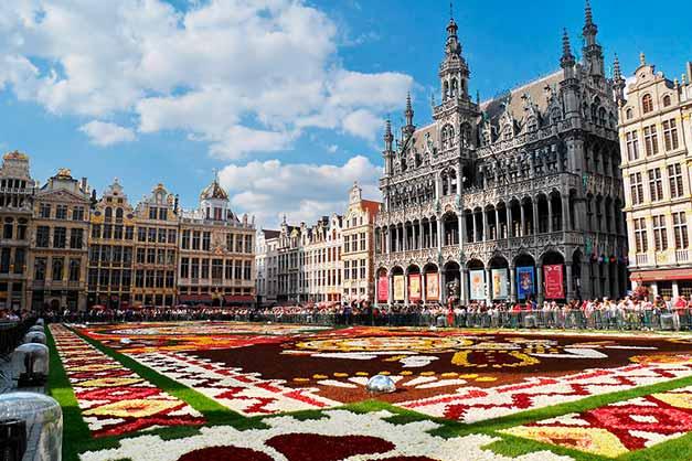 Visita gratis Bruselas en un Free Tour