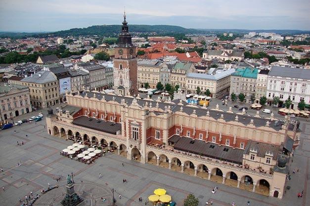 Free Tour por Cracovia gratis en español