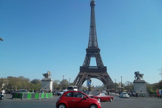 Realiza un free tour gratis por París