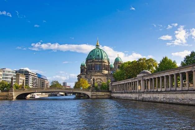 Entradas crucero rio Spree en Berlin