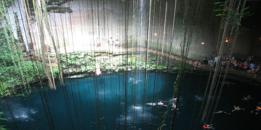 Descubre los Cenotes más famosos de todo el pais