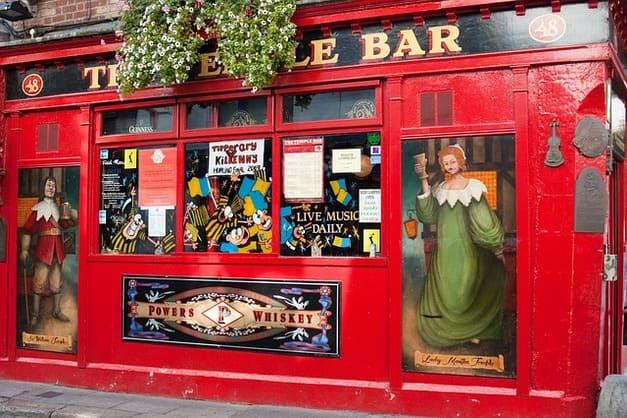 Mejores opciones para hacer un tour de pubs por Dublín y la zona del Temple Bar