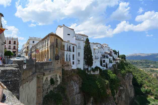 Imagen del tour a Ronda desde Málaga.