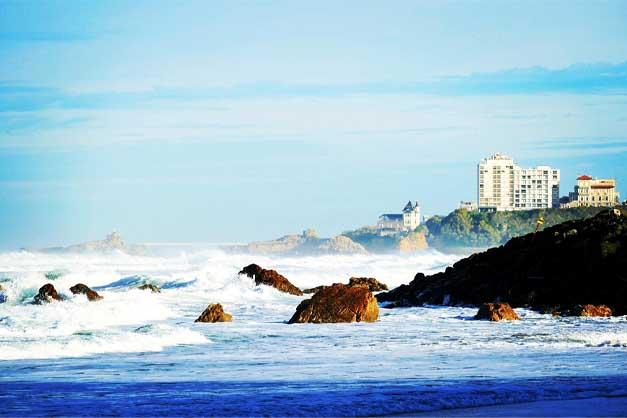 Imagen de un tour por San Sebastián y Biarritz desde Bilbao.