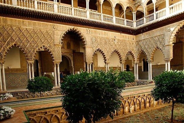 Visita guiada por el Alcázar de Sevilla, el palacio más antiguo de Europa