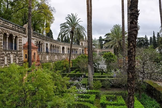Visita guiada al alcázar de Sevilla con guía profesional en español