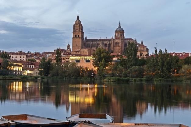 Mejores visitas guiadas en Salamanca nocturnas