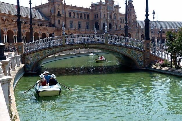 Visita guiada por el Barrio de Santa Cruz en Sevilla