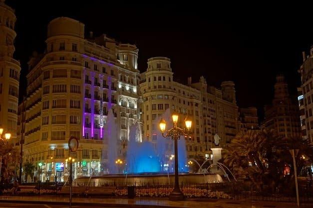 Visitas guiadas nocturnas por Valencia